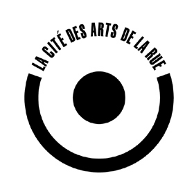 Identité visuelle de la Cité des Arts de la Rue (Marseille)