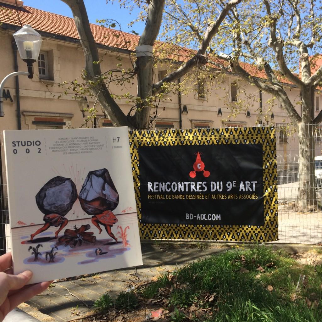 Studio 002 à Aix en Provence